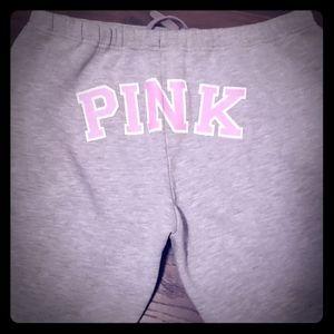 Old School Victoria's Secret Pink Pants